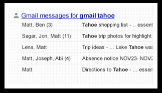 busqueda gmail