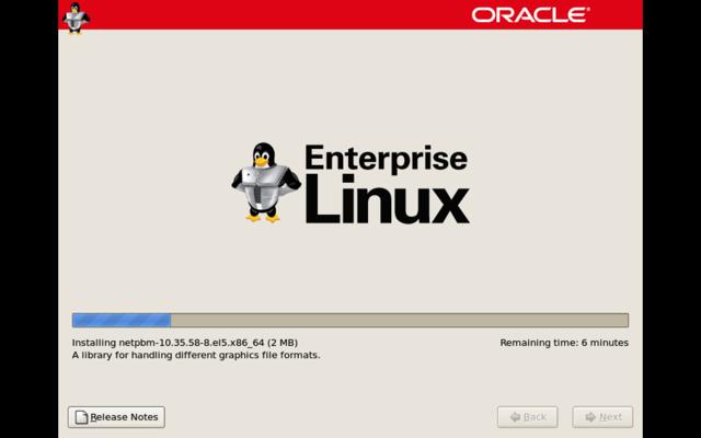 Oracle Enterprise Linux